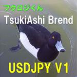 フクロジくん TsukiAshiBrend USDJPY V1