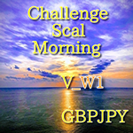 ChallengeScalMorning V_W1 GBPJPY