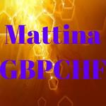 Mattina GBPCHF