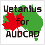 Vetanius for AUDCAD