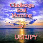 ChallengeScalMorning V USDJPY_ver2.01 for GEM