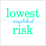 lowest risk