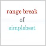 range break of simplebest