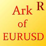 Ark of EURUSD gf-R