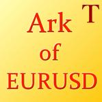 Ark of EURUSD gf-T